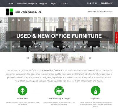 Total Office Online Website